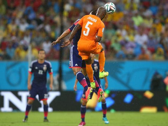 2014 World Cup Photos - Ivory Coast vs Japan | World Cup