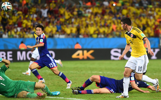 Colombia Crushes Japan to Win Group | World Cup