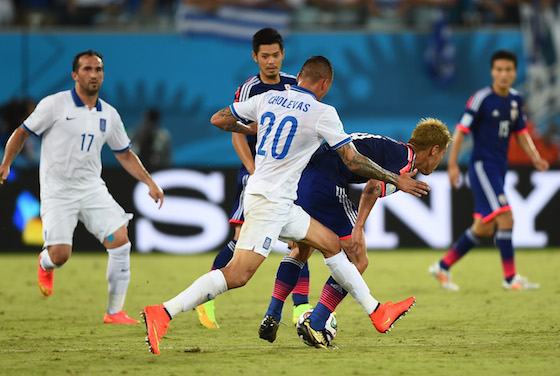 2014 World Cup Photos - Japan v Greece: Group C - 2014 FIFA World Cup Brazil | World Cup