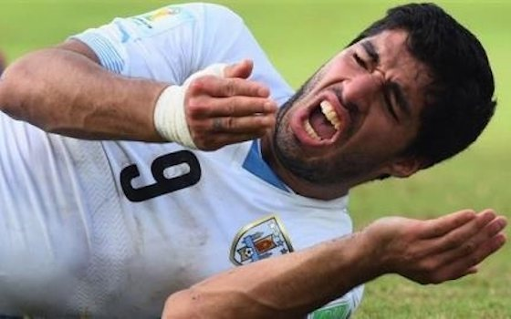 Forget The Suarez Bite: 5 of the Most Shocking World Cup Moments | World Cup
