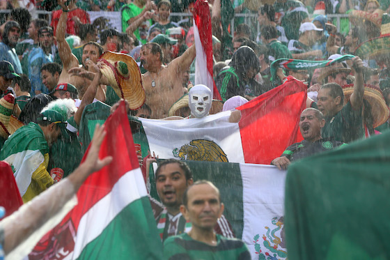 2014 World Cup Photos - Mexico vs Cameroon | World Cup
