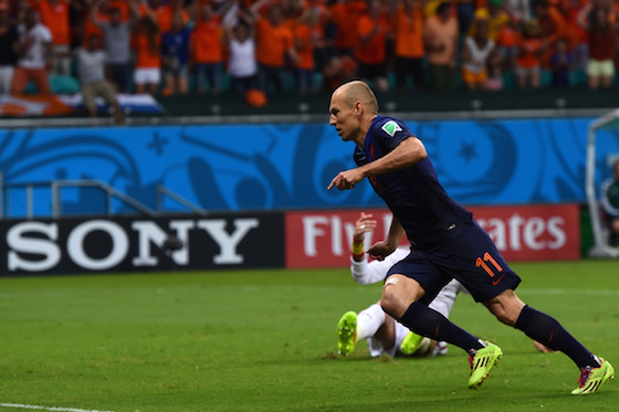 2014 World Cup Photos - Netherlands vs Spain | World Cup