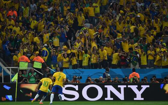 Neymar Rescues Brazil in World Cup Opener | World Cup