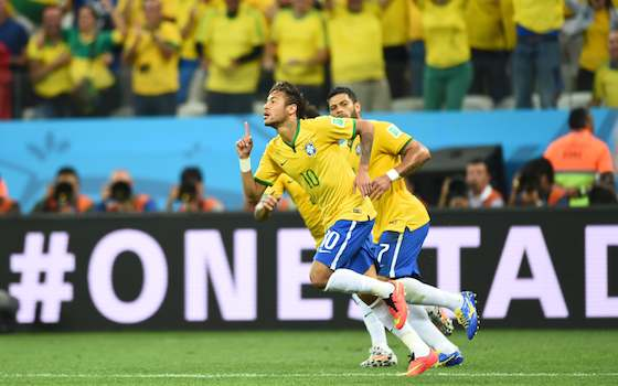 Neymar Sinks Croatia in Opener, Controversy Ensues | World Cup