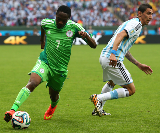 2014 World Cup Photos - Nigeria v Argentina: Group F - 2014 FIFA World Cup Brazil - 2014 FIFA World Cup Brazil | World Cup