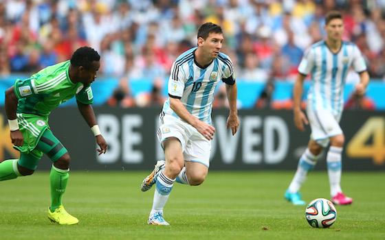 2014 World Cup Photos - Nigeria v Argentina: Group F - 2014 FIFA World Cup Brazil - 2014 FIFA World Cup Brazil | World Cup
