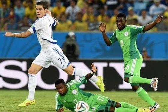 Nigeria Holds On for Win Over Bosnia | World Cup