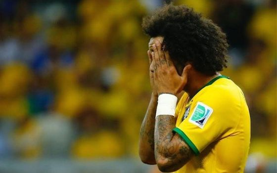 Brazil's Humiliating Loss to Germany Breaks Twitter Record - 2014 World Cup Semifinals