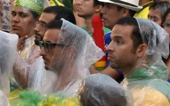 Brazilians Dejected After World Cup Loss - 2014 World Cup Semifinals