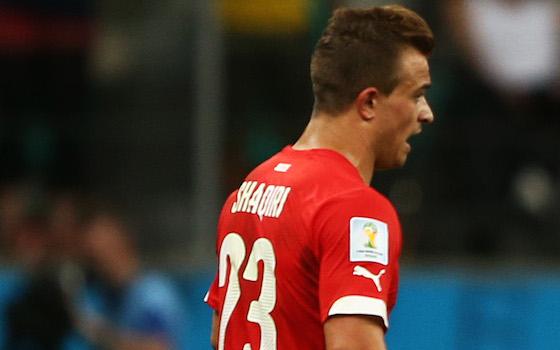 Shaqiri Carries Switzerland Past Honduras | World Cup