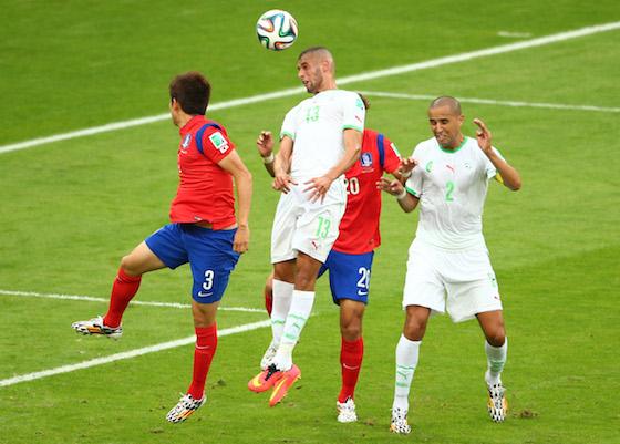 2014 World Cup Photos - Korea Republic v Algeria: Group H - 2014 FIFA World Cup Brazil - 2014 FIFA World Cup Brazil | World Cup