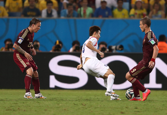 2014 World Cup Photos - Russia v South Korea: Group H - 2014 FIFA World Cup Brazil | World Cup