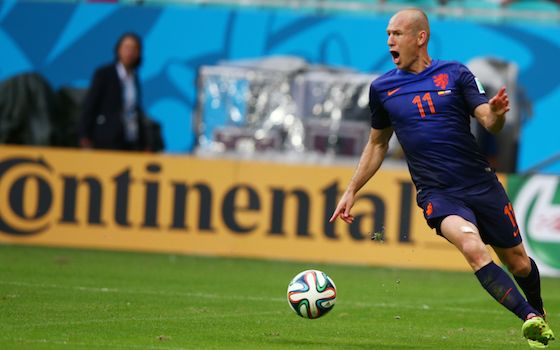 Spain Humiliated 5-1 by Netherlands | World Cup