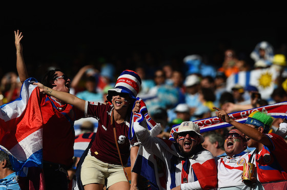 2014 World Cup Photos - Uruguay vs Costa Rica | World Cup
