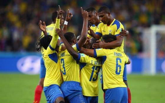 Valencia Brace lifts Ecuador Past Honduras | World Cup