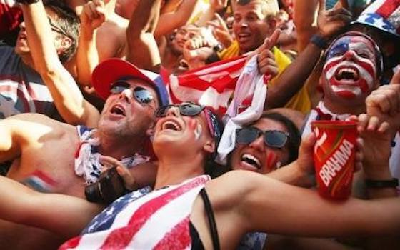World Cup Soccer Fans Celebrate Worldwide | World Cup