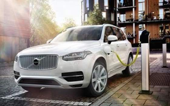 2015 Volvo XC90 Preview