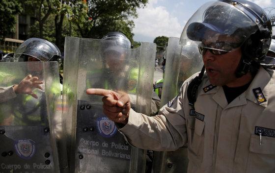 Venezuela On Edge After Anti-Maduro Referendum Blocked