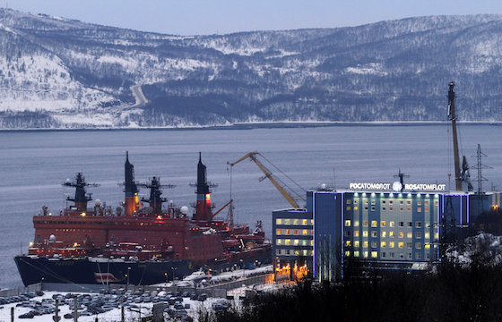 Russia's Arctic Expansion