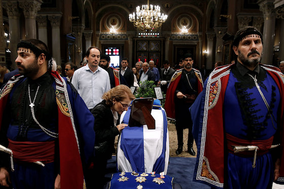Greece Bids Farewell to Mitsotakis