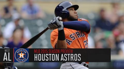 Verducci's MLB Preview: 2015 Houston Astros