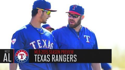 Verducci's MLB Preview: 2015 Texas Rangers
