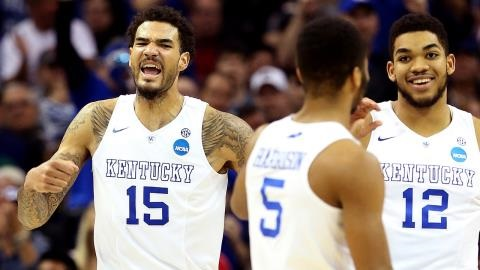 Kentucky Wildcats No Lock Against Wisconsin Badgers in Final Four