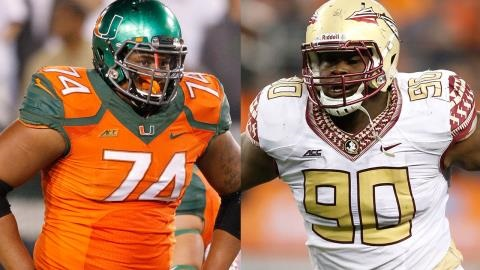 NFL Draft: First Round Sleepers