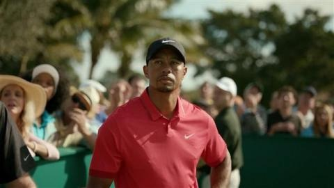 Torch Passes From Tiger Woods to Rory McIlroy in Nike Ad