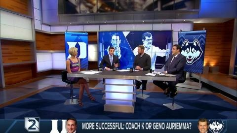 Who's More Successful: Coach K or Geno Auriemma?