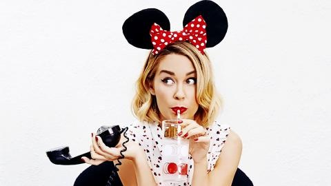 Lauren Conrad Collaborates with Minnie Mouse for New Clothing Line