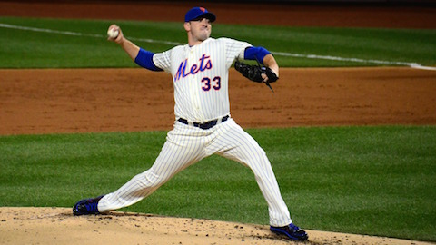 Could Matt Harvey Become The Face Of New York City Baseball?