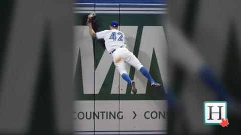 Kevin Pillar's Jaw-Dropping Catch