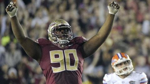 NFL Draft Profile: Eddie Goldman