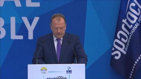 SportAccord President Attacks the IOC
