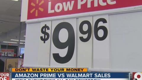 Amazon Prime vs Wal-Mart: Epic Showdown