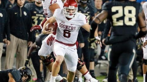 Oklahoma Has Playoff Potential After Baylor Upset