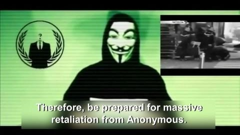 Anonymous Declares 'War' on Islamic State
