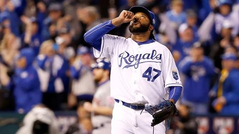 San Francisco Giants Sign SP Johnny Cueto to Six-Year Deal