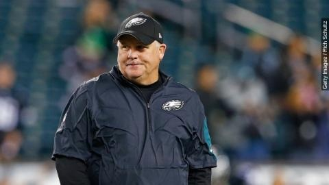 Eagles Fire Head Coach Chip Kelly After Disappointing Third Year