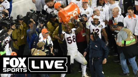 Von Miller Named Super Bowl 50 MVP