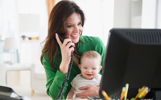 7 Tips to Being a Successful Work-at-Home Mom