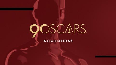 90th Annual Academy Awards - Oscar Nominations 2018