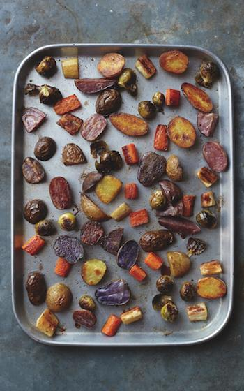 The A-B-Cs of Roasting Vegetables Recipe