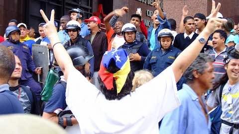 A Failed State in Latin America?