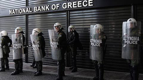 A Greek Canary in the European Goldmine