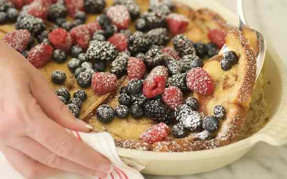 A Memorable Mother's Day Brunch Recipe