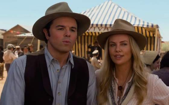 'A Million Ways To Die in The West' Movie Review