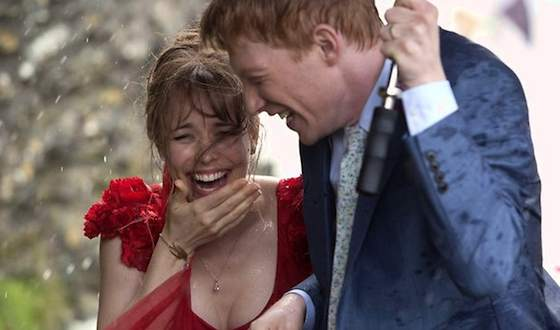 'About Time' Movie Review - Domhnall Gleeson and Rachel McAdams  | Movie Reviews Site