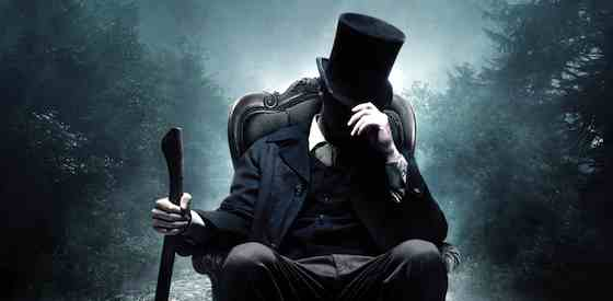 Benjamin Walker and Dominic Cooper in Abraham Lincoln: Vampire Hunter